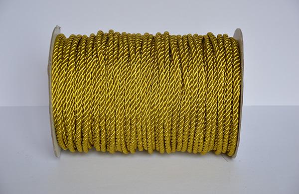 5MM金葱包芯扭绳