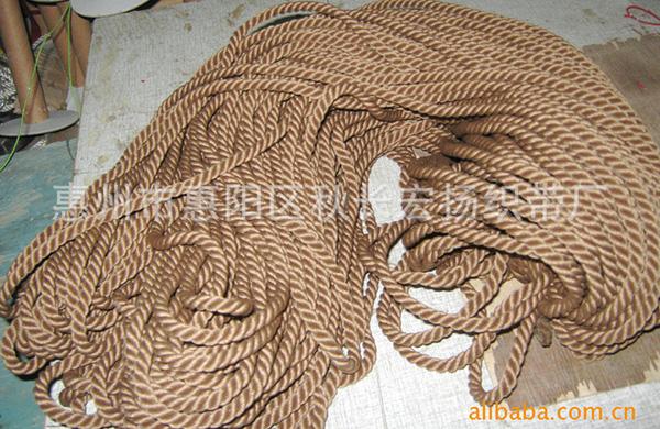 优质低弹丝丙纶扭绳